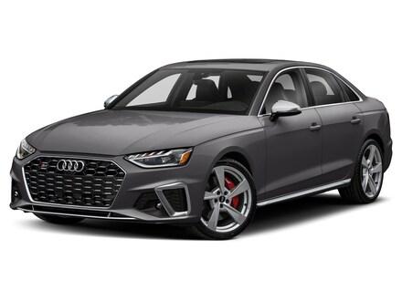 New 2021 Audi S4 3.0T Premium Sedan for sale in Loves Park, IL