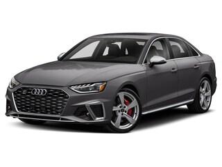 New 2021 Audi S4 3.0T Premium Plus Sedan