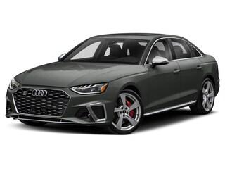 New 2021 Audi S4 3.0T Premium Sedan