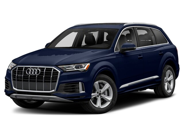 New 2021 Audi Q7 55 Premium SUV WA1VXAF75MD012536 in Atlanta, GA