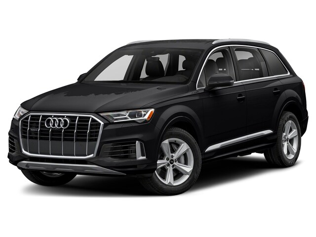 New 2021 Audi Q7 Premium Plus SUV in Falmouth, ME