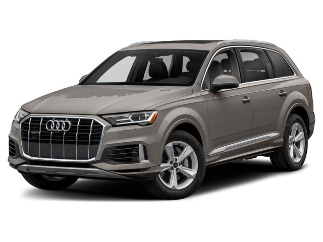 New 2021 Audi Q7 55 Premium SUV for sale in Mechanicsburg PA