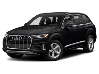 New 2021 Audi Q7 55 Premium SUV for sale in Boise at Audi Boise