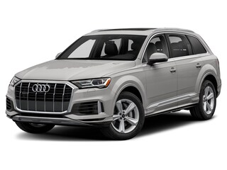 New 2021 Audi Q7 55 Premium SUV 21AU016 for sale in Burlington Vermont