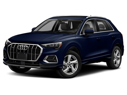 Featured new 2021 Audi Q3 40 Premium SUV for sale in South Burlington, VT