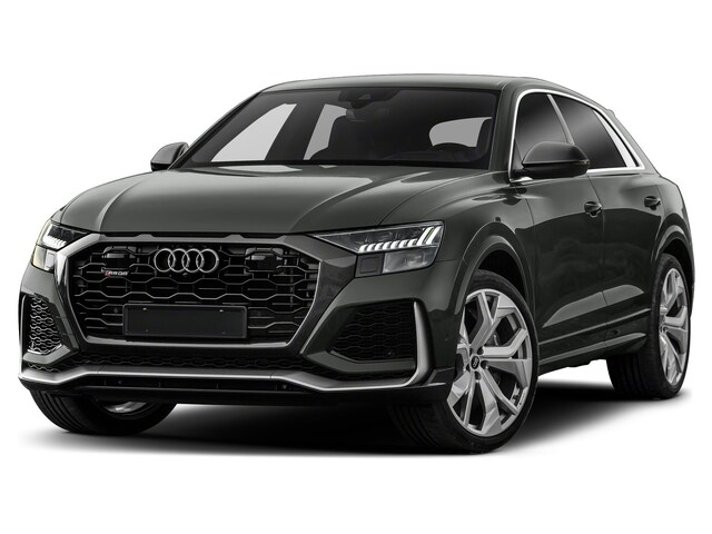 New 2021 Audi RS Q8 4.0T SUV for sale in Tulsa, OK