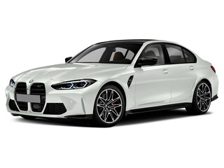 New 2021 BMW M3 Competition Sedan in Houston