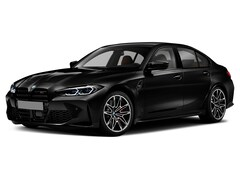 New 2021 BMW M3 Competition Sedan for sale in Monrovia