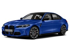 2021 BMW M3 Competition Sedan