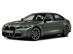 New 2021 BMW M3 Competition Sedan in Rockland, MA