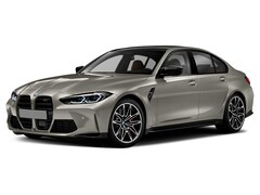 New 2021 BMW M3 Competition Sedan in Doylestown, PA