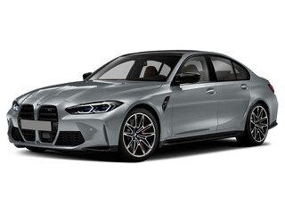 New 2021 BMW M3 Competition Sedan for sale in Torrance, CA at South Bay BMW