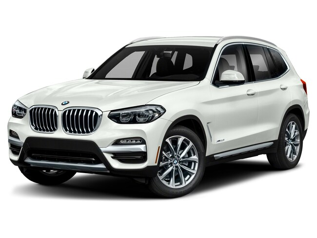 New 2021 BMW X3 M40i SAV in Traverse City, MI