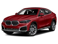 New 2021 BMW X6 M50i Sports Activity Coupe in Lubbock, TX
