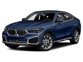New 2021 BMW X6 M50i SUV for sale in Colorado Springs