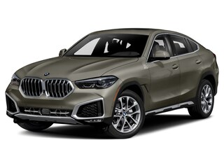 New 2021 BMW X6 M50i Sports Activity Coupe for sale in los angeles
