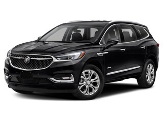 New 2021 Buick Enclave Avenir SUV for sale near Marysville, OH
