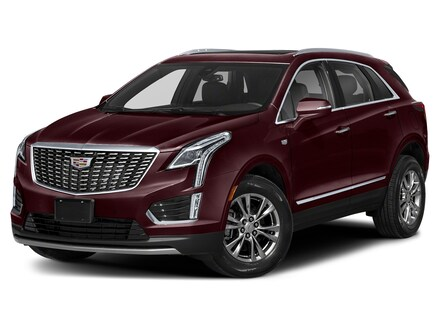 2021 Cadillac XT5 Premium Luxury Visibility and Technology SUV