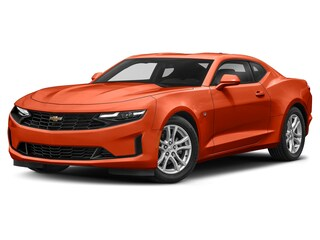 2021 Chevrolet Camaro 1LT Coupe for Sale in Saline MI