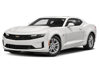 2021 Chevrolet Camaro 2LT Coupe