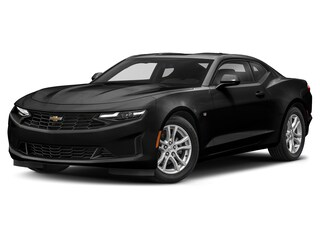 New 2021 Chevrolet Camaro Coupe for sale in Lafayette, IN