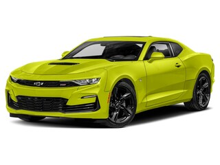 New 2021 Chevrolet Camaro 2SS Coupe For Sale Danville KY