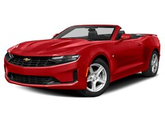 New 2021 Chevrolet Camaro Convertible Winston Salem, North Carolina
