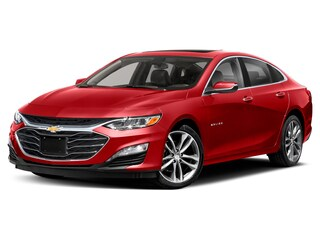 2021 Chevrolet Malibu Premier Sedan for Sale in Saline MI