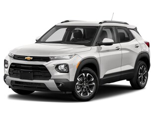 2021 Chevrolet Trailblazer LS SUV