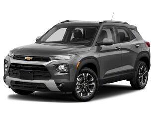 2021 Chevrolet TrailBlazer LT SUV