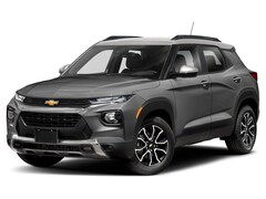 New 2021 Chevrolet Trailblazer ACTIV SUV Winston Salem, North Carolina