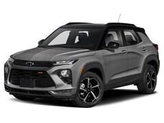 New 2021 Chevrolet Trailblazer RS SUV for sale in Cambridge, OH
