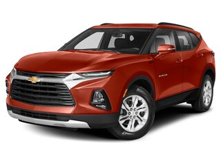 2021 Chevrolet Blazer 1LT SUV for Sale in Saline MI