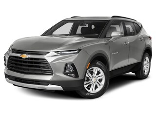 New 2021 Chevrolet Blazer LT SUV for sale in Anniston AL