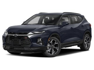 New 2021 Chevrolet Blazer RS SUV in Vidalia, GA