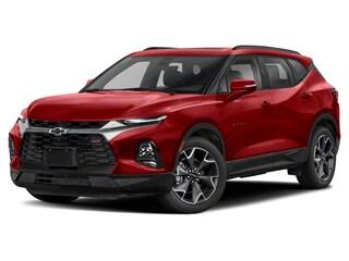 New 2021 Chevrolet Blazer RS SUV 3GNKBERS4MS515111 in San Benito, TX
