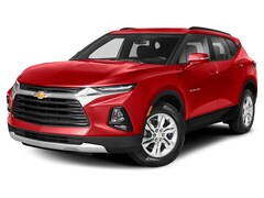 New 2021 Chevrolet Blazer LT w/2LT SUV for sale near you in Storm Lake, IA