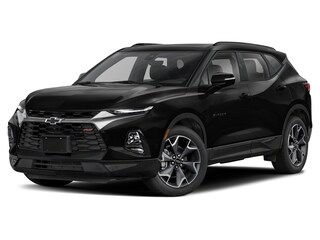 New 2021 Chevrolet Blazer RS SUV for sale in Greenville, OH