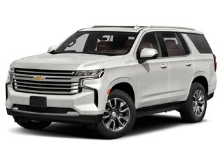2021 Chevrolet Tahoe High Country Wagon