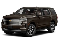 New 2021 Chevrolet Tahoe High Country SUV for sale in Urbana, OH