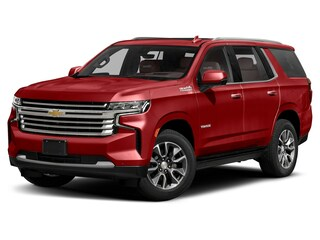 2021 Chevrolet Tahoe High Country Sport Utility