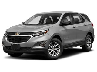 New 2021 Chevrolet Equinox LS SUV in Vidalia, GA