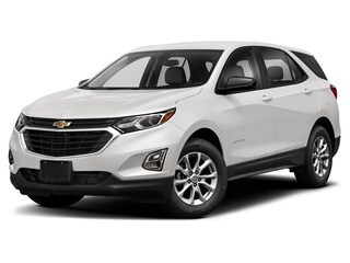 New 2021 Chevrolet Equinox LS SUV for sale in Victorville, CA