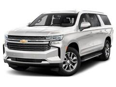 New 2021 Chevrolet Suburban LT SUV Winston Salem, North Carolina