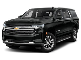 New 2021 Chevrolet Suburban LT SUV for sale in Lafayette, IN
