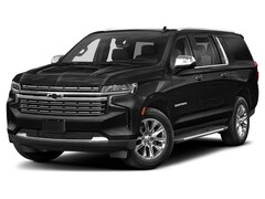 New 2021 Chevrolet Suburban Premier SUV for Sale in Frankfort, Lansing, & Bradley, IL