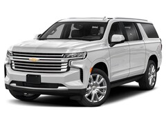 Used 2021 Chevrolet Suburban High Country SUV San Angelo, TX