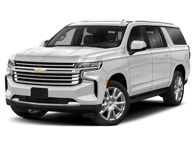 2021 Chevrolet Suburban High Country 4x4 High Country  SUV