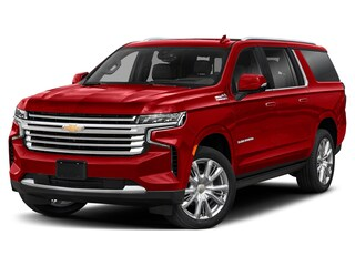 New 2021 Chevrolet Suburban High Country SUV for sale in Dodge City, KS