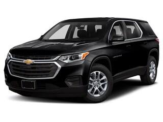 New 2021 Chevrolet Traverse LS SUV For Sale Springfield IL